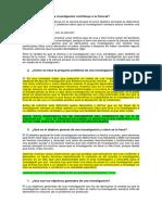 Investigacion II De qué forma la investigación contribuye a la Ciencia.docx