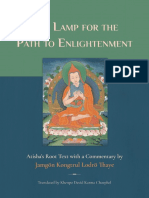 The Lamp for the Path to Enlightenment