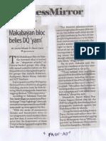 Business Mirror, May 14, 2019, Makabayan bloc belies DQ yarn.pdf