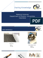 Material Science Sharing Knowledge