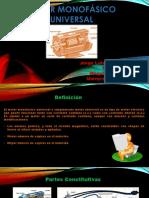 Motor Monofasico Original