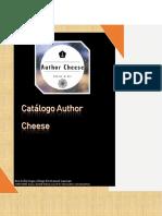 Catálogo Author Cheese - Copia