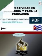Conferencia en La Molina