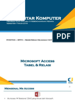 Ms Access Tabel Relasi.pptx