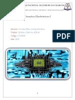 Circuitos Electrónicos I Lab Informe 05 Jimmy