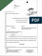 BS171416 Original Petition