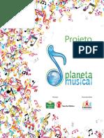 Relatório de Atividades 2014 | Projeto Planeta Musical | Fundação Abrinq