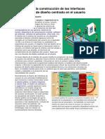 Etapas en la construcción de las interfaces Definición de diseño centrado en el usuario.docx
