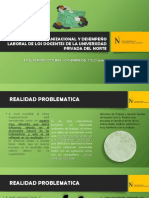 CLIMA ORGANIZACIONAL Y DESEMPEÑO LABORAL DE LOS DOCENTES.pptx