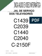 Manual de Serviço 14 20 e C2150F