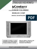 Manual de Instruções C2150F