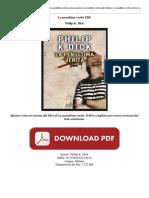 La Penultima Verita Philip K Dick 6JUZ9GI1PK