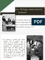 Unidad 7 Conquista Del Voto Femenino - Valentina Moreno Rueda