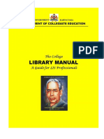 4TH SEP The College Library Manual.pdf