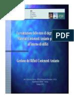 Amianto, Dott. Francesco Penna