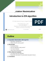 EM Presentation 2013