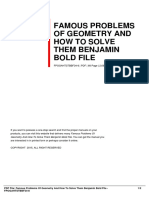ID17e9c00c2-famous problems of geometry and how to solve them benjamin bold file