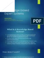 Knowledge Based Expert Systems