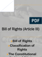 The Filipino Citizens and Their Rights