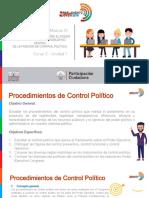 Control Politico