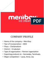 MERIIBOY Final Ppt
