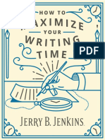 How to Maximize Your Writing Time V2