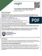 Kelompok 6_Dysfunctional Auditing Behaviour