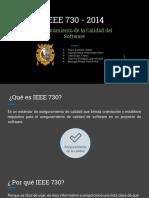 IEE CALIDAD DE SOFTWARE