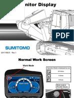 170918 02 Sh210-6 Monitor Display