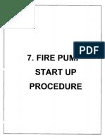 Fire Pump Startup Procedures.pdf