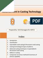 1. AMT- Casting