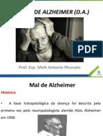 8 - AVE e Alzheimer