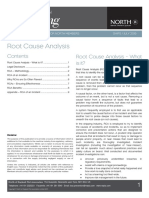 Root Cause Analysis LP Briefing