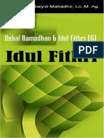 Bekal Ramadhan dan Idul Fithri 6 Idul Fithri.pdf