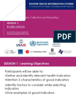 Health INDICATORS.ppt