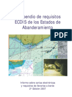 Compendio de Requisitos ECDIS