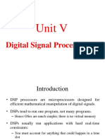 Unit 5 DSP System.pptx