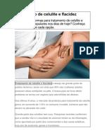 Tratamento de Celulite e Flacidez1