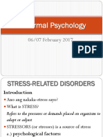 2 Stress Related Disorder[1]