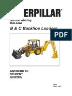 CAT BHL B&C Answers.PDF