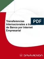 Manual de transferencias electrónicas