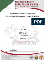 Formulir Pendaftaran Fasilitator Nmdp Ismki 2016.PDF