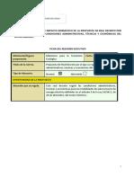 Memoria Impacto Normativo RDL15-2018