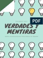 Verdades y Mentiras Sobre Autoconsumo FV en Espana