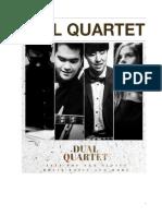 Brochure Dual Quartet Cp