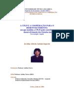 A CPLP e a Cooperação Para o Desenvolvimento