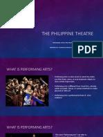 The Philippine Theatre