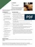 Banana Bread • Just One Cookbook