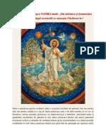 Sf. Ioan Gura de Aur - Cuvinte de AUR despre FACEREA lumii.docx