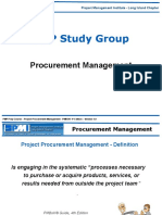 Procurement Pmbok4 Draft 1